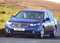 2015 HONDA Accord Tourer 2.2 i-DTEC Top Executive - 110.00kW [2008]