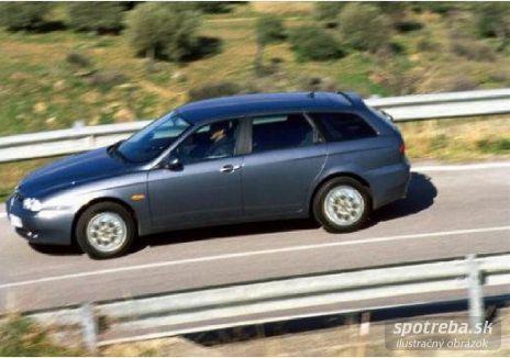 ALFA ROMEO 156  SW 1.9 JTD Progression - 85.00kW