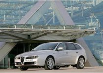 ALFA ROMEO 159  SW 2.4 JTD High