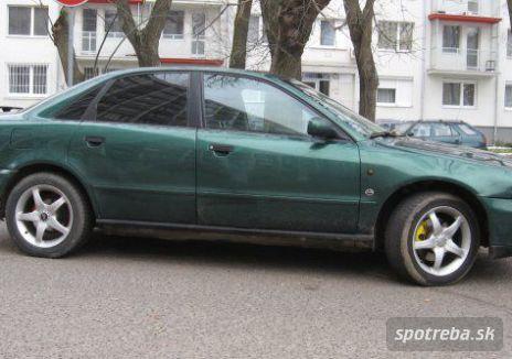 AUDI  A4 2.6 V6