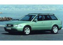 AUDI A4  Avant 1.9 TDI quattro - 81.00kW