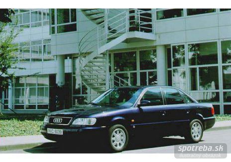 AUDI A6  2.6 V6 quattro - 110.00kW