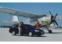 AUDI A6  Avant 2.5 TDI A/T - 103.00kW