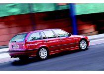 BMW 3 series 318 i Touring - 85.00kW