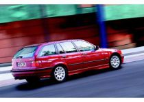 BMW 3 series 318 TDS Touring - 66.00kW