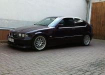 BMW 3 series 318 Ti Compact