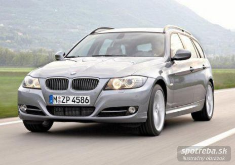 BMW 3 series 318d Touring - 105.00kW