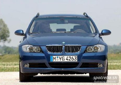 BMW 3 series 320 d 163k Touring - 120.00kW