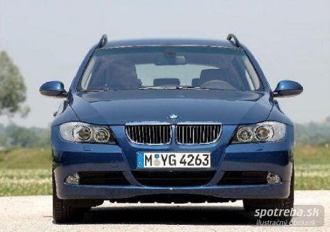 BMW 3 series 320 d 163k Touring - 120.00kW