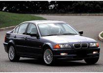 BMW 3 series 320 d A/T - 100.00kW