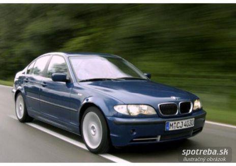 BMW 3 series 320 d A/T - 110.00kW