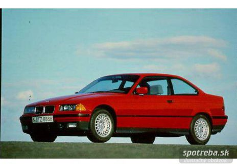 BMW 3 series 320 i - 110.00kW