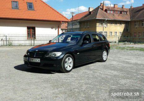 BMW 3 series 320 i 150k Touring - 110.00kW