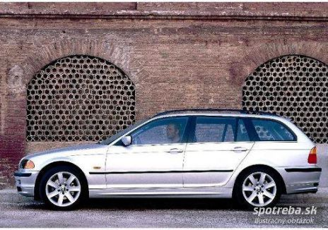 BMW 3 series 320 iT A/T - 125kW