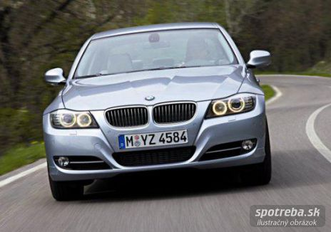 BMW 3 series 320d - 130.00kW