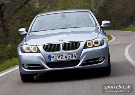 BMW 3 series 320d - 130.00kW