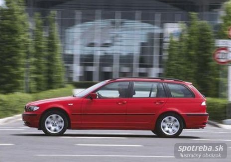 BMW 3 series 325 iXT 4x4 - 141.00kW