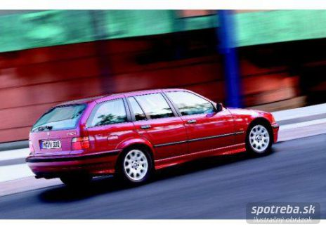 BMW 3 series 325 TDS Touring - 105.00kW