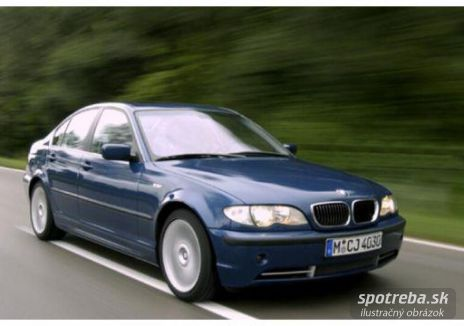 BMW 3 series 330 d A/T - 135.00kW