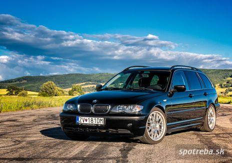 BMW 3 series 330 dT - 150.00kW