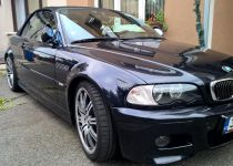BMW 3 series M3 Cabrio - 252.00kW [2000]