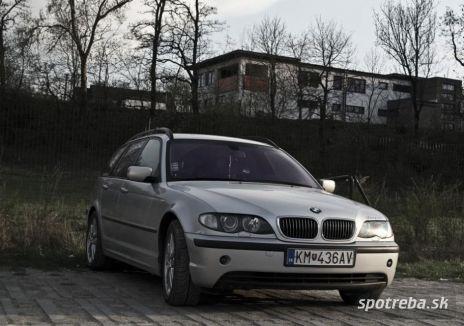 BMW  320 dT A/T