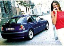 BMW  320 td Compact