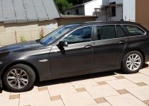 BMW 5 series 520d 190k A/T - 140.00kW