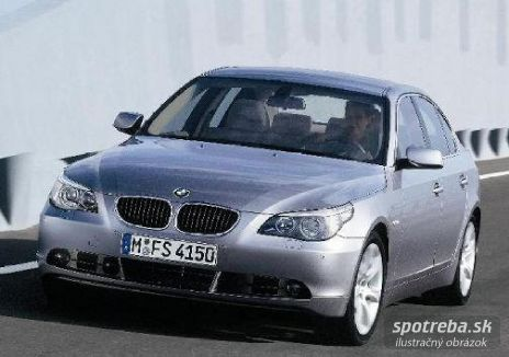 BMW 5 series 525 d A/T - 130.00kW
