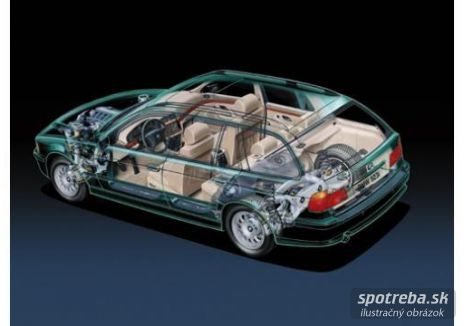 BMW 5 series 525 dT A/T - 120kW