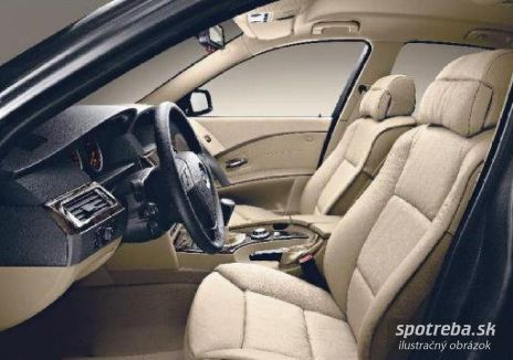 BMW 5 series 525 dT A/T