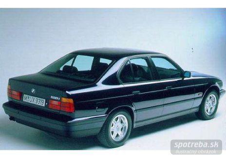 BMW 5 series 525 i - 141.00kW