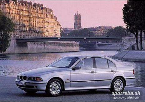 BMW 5 series 525 TDS A/T - 105.00kW