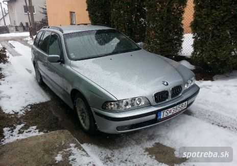 BMW 5 series 525 TDS Touring A/T