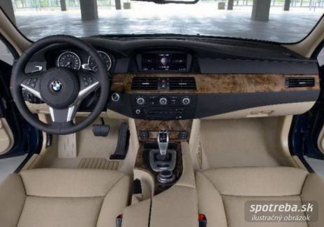 BMW 5 series 530 d - 173kW