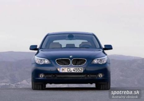 BMW 5 series 530 d A/T - 173.00kW