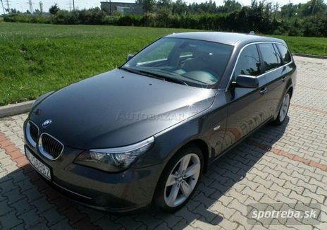 BMW 5 series 530 xd A/T
