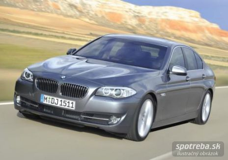 BMW 5 series 530d - 180.00kW