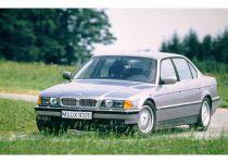 BMW 7 series 740 iL A/T - 210.00kW
