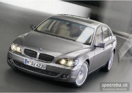 BMW E65 750i