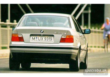 BMW rad 3, e46, 318i