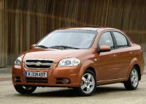 CHEVROLET Aveo  1.2 8v Base - 53.00kW