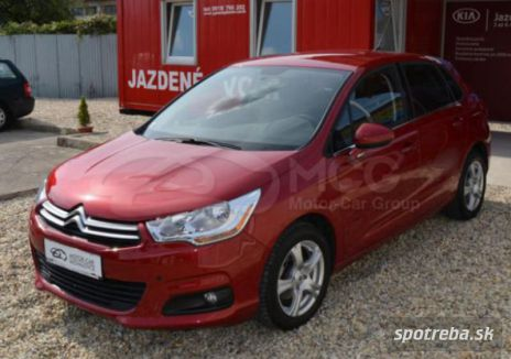 CITROËN C4 1.6 VTi Seduction - 88.00kW [2011]