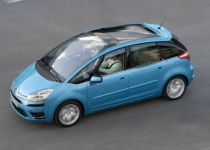 CITROËN C4  Picasso 2.0 HDi 16V Exclusive BMP6 - 100.00kW
