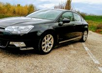 CITROËN  C5 2.2 HDi 16V FAP Exclusive