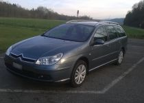 CITROËN  C5 Break 2.2 HDi 16V Exclusive 170k A/T