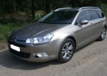 CITROËN  C5 Tourer 2.0 HDi 16V FAP 163k Seduction BVA6
