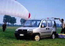 FIAT Dobló  1.9 JTD ELX - 74.00kW