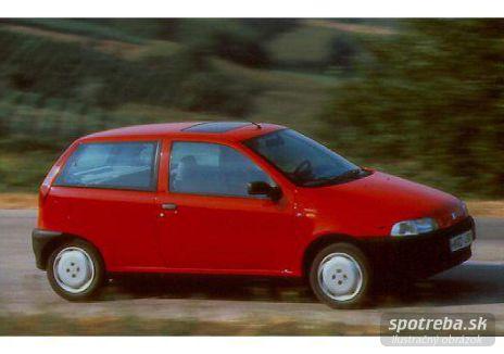 FIAT Punto  1.2 60 SX - 44.00kW