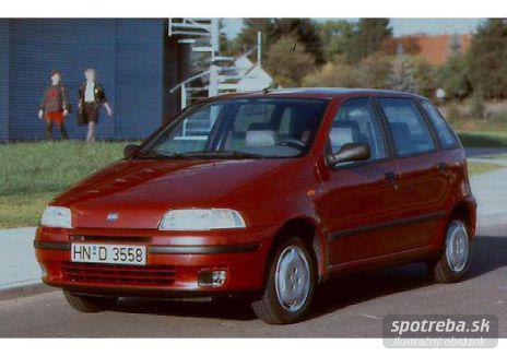 FIAT  Punto 1.7 TD SX